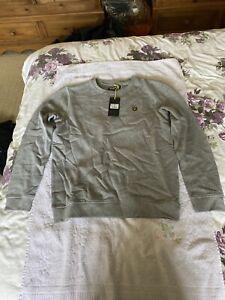 lyle and scott sweatshirt Age 14/15