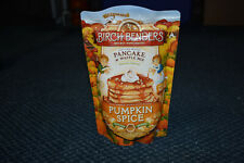 Birch Benders Pancake and Waffle Mix - Pumpkin Spice - 16 Oz 1 Lb Package NEW!