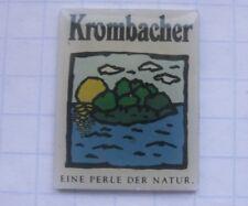 Krombacher/une Perle de la nature... Bière-PIN (161 H)