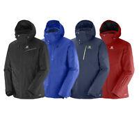 Salomon Fantasy Jacket Herren Skijacke Snowboardjacke Winterjacke Jacke NEU
