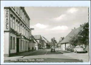 XX12297/ Soltau Poststraße 60er Jahre AK