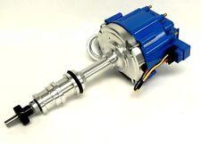 Ford BBF FE V8 65K One Wire HEI Distributor 352 360 390 406 427 428 Blue Cap New