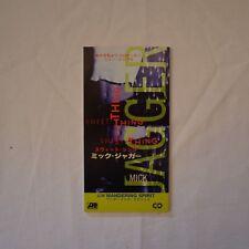 "MICK JAGGER - Sweet thing CDsingle - 1993 JAPAN 3"" CD SINGLE"