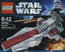LEGO Star Wars The Clone Wars Republic Attack Cruiser Venator Klasse 30053