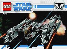 LEGO 7673 - STAR WARS - MagnaGuard Starfighter - 2008 - NO BOX