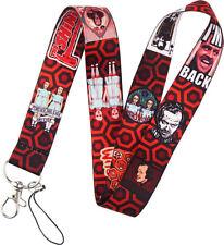 The Shining (Lanyard, Id Holder) horror, keychain, necklace, Stephen King, New