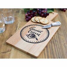 Creative Tops Gourmet Cheese Rubberwood Paddle Board