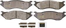 Disc Brake Pad-Total Solution Semi-Metallic Brake Pads Front Monroe DX1079
