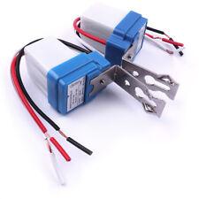 AS-10 AC110V  Auto On Off Light Switch Photo Control Sensor 10A  50-60Hz