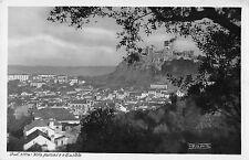 BR46588 Leiria vista parcial e o castelo   Portugal