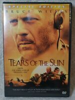 Tears of the Sun (DVD, 2006, Canadian Special Edition English French)