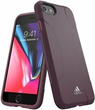 Apple iPhone 6 / 6s / 7 / 8 adidas Dual Layer Solo Rear Phone Case Cover Purple