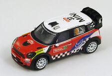 SPARK Mini John Cooper Works WRC #37 Rally Monte Carlo 2012 D. Sordo S3312 1/43