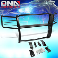 FOR 2014-2018 CHEVY SILVERADO 1500 FRONT HEADLIGHT/GRILLE BRUSH GUARD/PROTECTOR