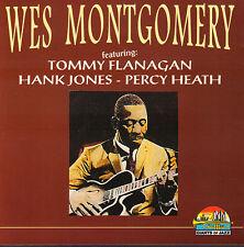 WES MONTGOMERY - WES MONTGOMERY (1995 JAZZ COMPILATION CD)