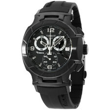 Tissot T-Race Quartz Movement Black Dial Men's Watch T0484173705700