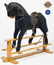 "Brand New LUXURIOUS VERY LARGE Rocking Horse "" URANUS "" from MJMARK ** MJMARK"