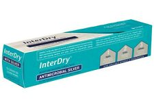 """InterDry Ag Dressing Cloth Textile with Silver Complex: 10"""" x 144"""" Roll - Each"""
