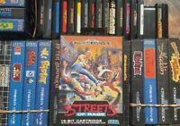 STREETS OF RAGE - Sega MegaDrive - *See Other Games!!!* - MEGA DRIVE GAME