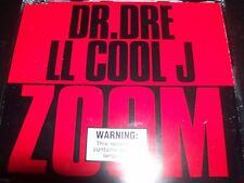 Dr Dre / LL Cool J Zoom Australian CD Single - Like New