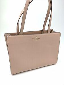 Kate Spade Thomson Street Sam Pink Blush Handbag Purse GREAT SHAPE