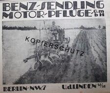 Stand Stadionär Verdampfer Motor 1927 Zylinder Kopfdichtung Sendling WS 356