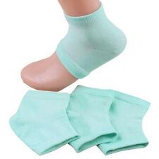 Heel Socks for Dry Hard Cracked Skin Moisturising Open Toe Recovery Sock