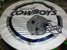NEW DALLAS COWBOY SPARE TIRE COVER W/STRAP FREE SHIPPING  GREAT CHRISTMAS GIFT