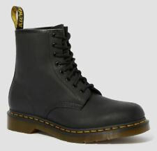 DR.MARTENS 1460 BLACK GREASY
