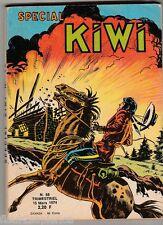 Special Kiwi N°58 Mars 1974 Le Petit Ranger + Masque Blanc