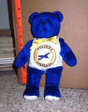 CLYDE FLIERS teddy-bear Ohio plush beanie High School doll Sandusky mascot OHSA
