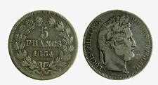 pcc2106_2) FRANCE - 5 FRANCS LOUIS PHILIPPE 1834 W