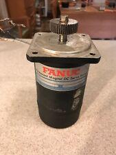 Fanuc Permanent Magnet DC Servo Motor Type 00  No. D-000381 Used