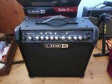 Line 6 Spider IV 30 Gitarren Verstärker 30 Watt Neuwertig