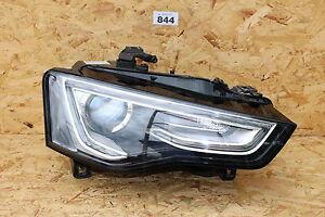 AUDI A5 S5 2012-16 GENUINE XENON LED HEADLIGHT RIGHT SIDE (844)