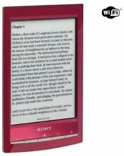 Boxed New Sony PRS-T1 PINK Reader - Ultra Slim and Lightweight Reader EU