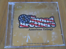OSMOND BROTHERS - AMERICAN TRILOGY CD/DVD