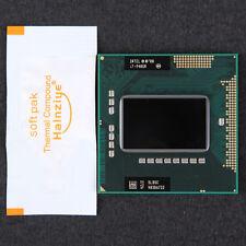 Intel Core i7 940xm slbsc 2.5 GT/s 2.13ghz 4mb CPU processeurs