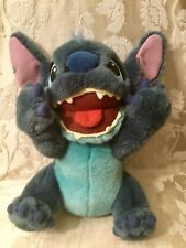 RARE! Disney Store Exclusive Authentic Original  Lilo & Stitch Stuffed Plush 11""