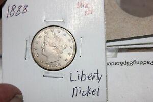 1888   UNC+++   LIBERTY HEAD NICKEL