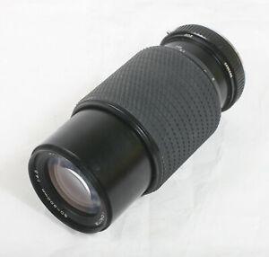 Tokina 80-200mm f/4.5 Pentax Auto Aperture Lens Manual Focus Pentax K Mount