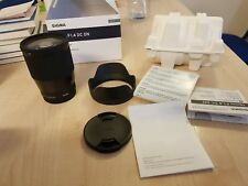Sigma 16mm F1.4 DC DN C Contemporary Lens for SONY E mount ca