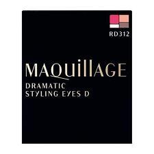 Shiseido Japan MAQUILLAGE Dramatic Styling Eyes D Eye Shadow RD312