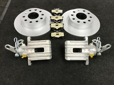 REAR BRAKE CALIPER LH RH BRAKE DISC PAD SEAT LEON 2.0TDi FR170 REAR