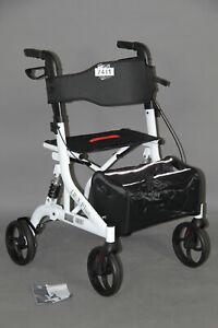 Rollator LR-X Plus Laufhilfe Gehhilfe Gehwagen Leichtgewicht Neuwertig #7411