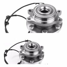 2 FRONT WHEEL HUB BEARING ASSEMBLY 4WD FOR  NISSAN FRONTIER (05-19) XTERRA 05-15