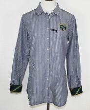 TOMMY HILFIGER Bluse WANDA Stripe blau weiß gestreift Gr. 40 NEU UVP 109,00€