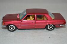 GAMA 9680 Mercedes 350 SE 1:45 red in perfect mint condition selten