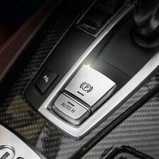 Chrome Handbrake AUTO H Park Buttons Decoration Cover Trim For BMW 6/7 series