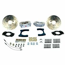 Rear Disc Brake Conv Kit GM 10 & 12 Bolt Rears STAINLESS STEEL BRAKES W125-42